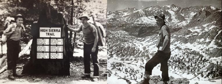 Hiking the John Muir Trail In 1938